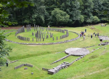 The Vortexes Of The Sacred Sites-Portals to Other Realms?