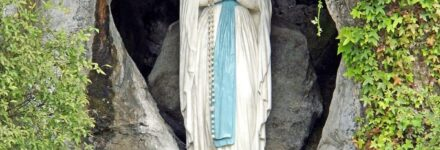 Lourdes Retreat France Divine Feminine Healing with Cristiana Eltrayan- June 6-9